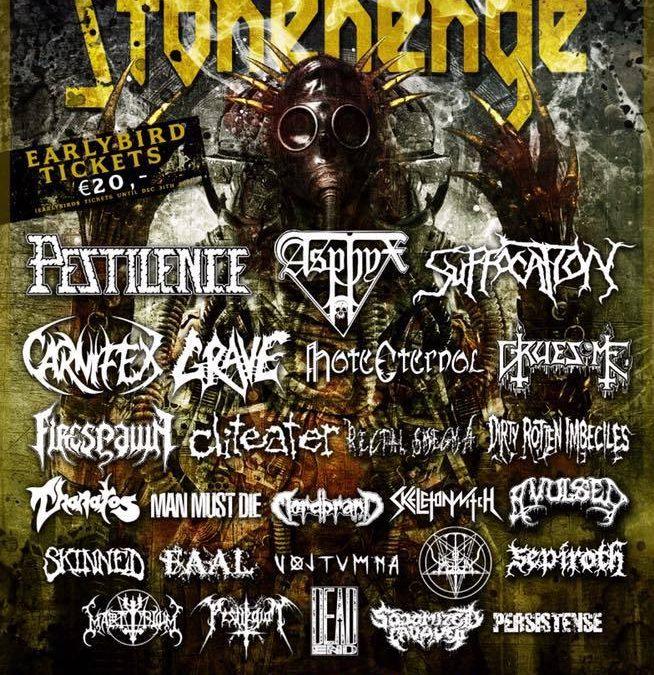 Stonehenge Festival 2018 (Aardschok)