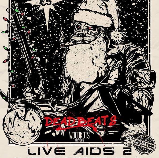 Live Aids 2 in WSC – Den Bosch