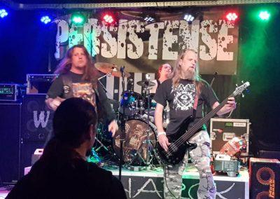 Persistense - Death Metal - 2019 11 08 Ragnarok Live Club - Bree (BE) (11)