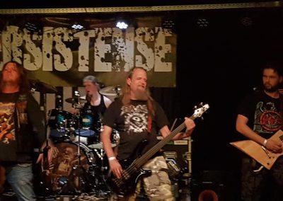 Persistense - Death Metal - 2019 11 08 Ragnarok Live Club - Bree (BE) (13)