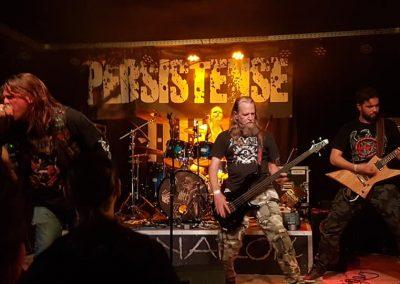 Persistense - Death Metal - 2019 11 08 Ragnarok Live Club - Bree (BE) (17)