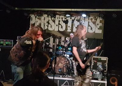 Persistense - Death Metal - 2019 11 08 Ragnarok Live Club - Bree (BE) (18)
