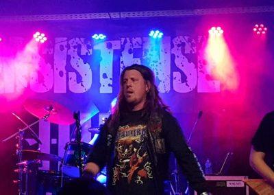 Persistense - Death Metal - 2019 11 08 Ragnarok Live Club - Bree (BE) (3)