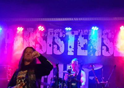 Persistense - Death Metal - 2019 11 08 Ragnarok Live Club - Bree (BE) (6)