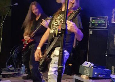 Persistense - Death Metal - 2019 11 08 Ragnarok Live Club - Bree (BE) (7)