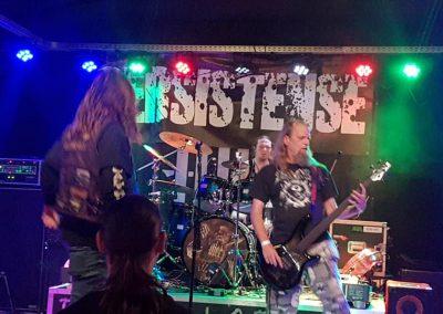 Persistense - Death Metal - 2019 11 08 Ragnarok Live Club - Bree (BE) (8)