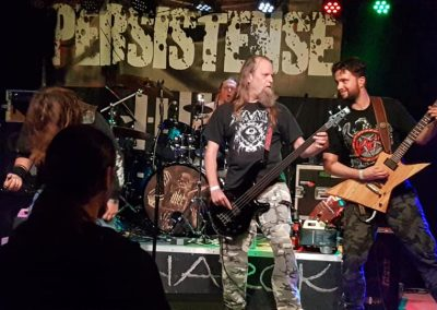 Persistense - Death Metal - 2019 11 08 Ragnarok Live Club - Bree (BE) (9)